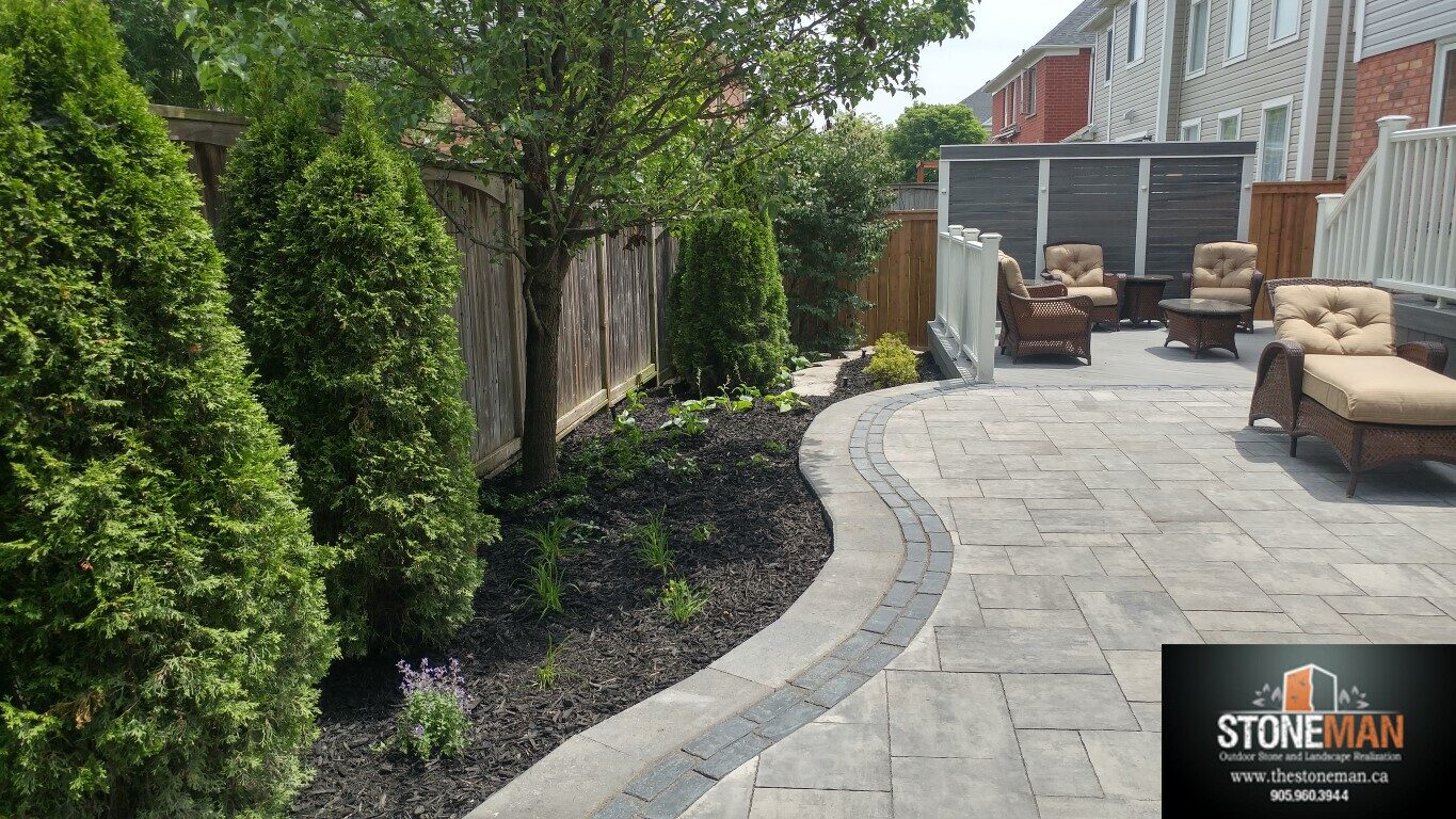 Full property landscaping